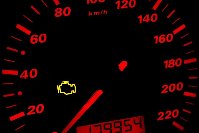 Usterka wtrysku benzyny