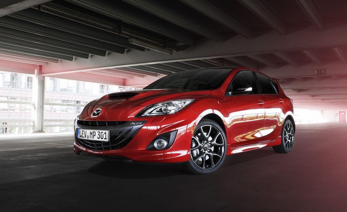 Mazda, Mazda 3, MPS