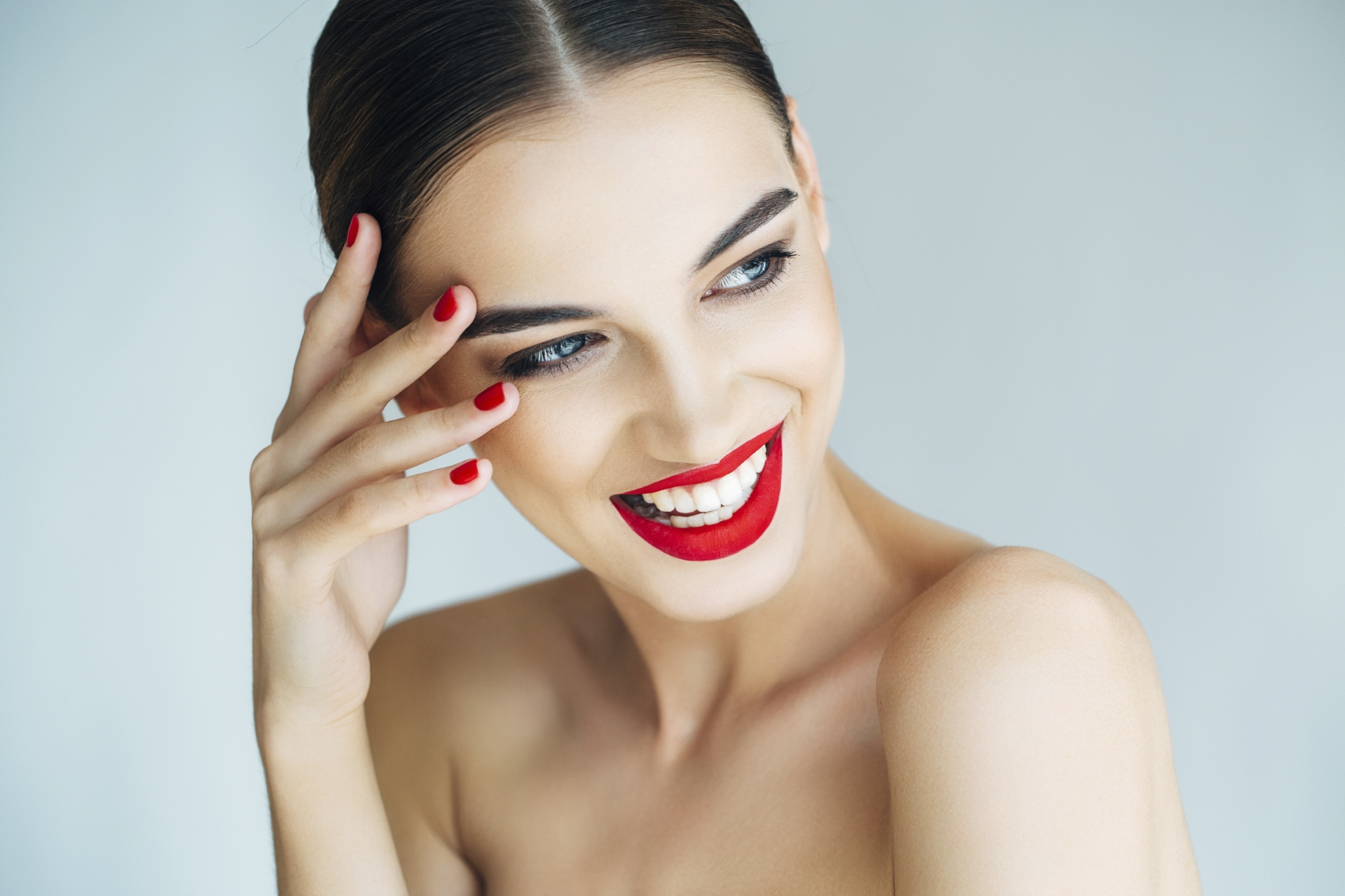 makijaz francuski