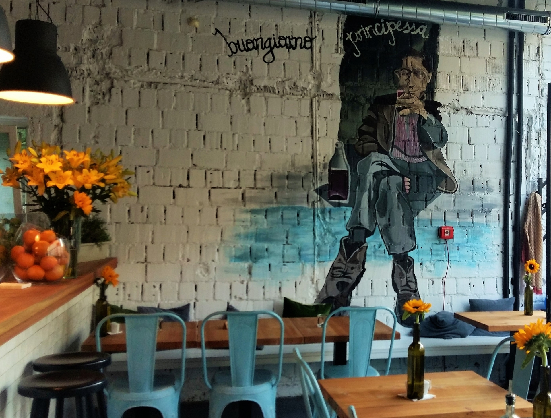Locale restauracja