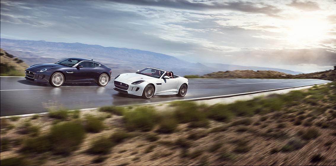 Jaguar, F-Type