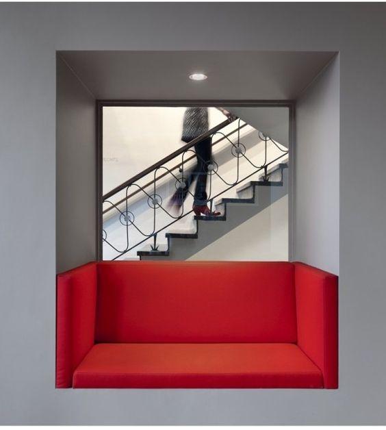 siedzisko tapicerowane nobo design