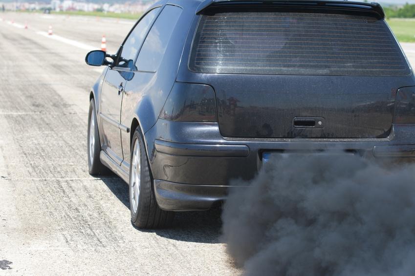 diesel dymi