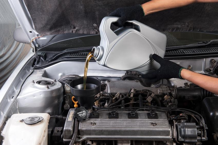 oleju silnikowego