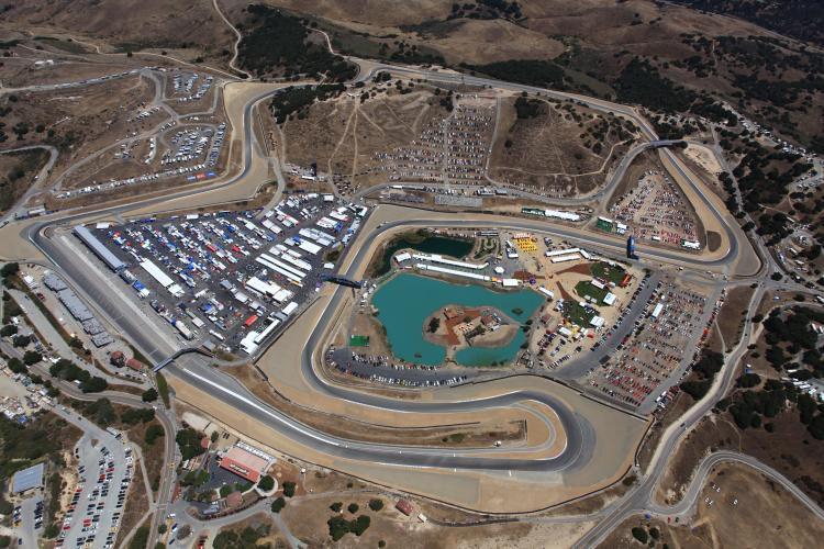 Laguna Seca, Tor, Mazda Raceway Laguna Seca