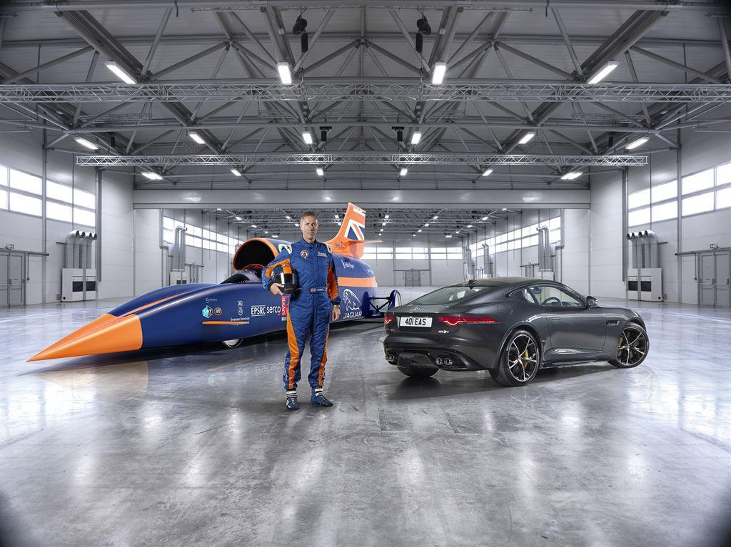 Silnik V8 Jaguara