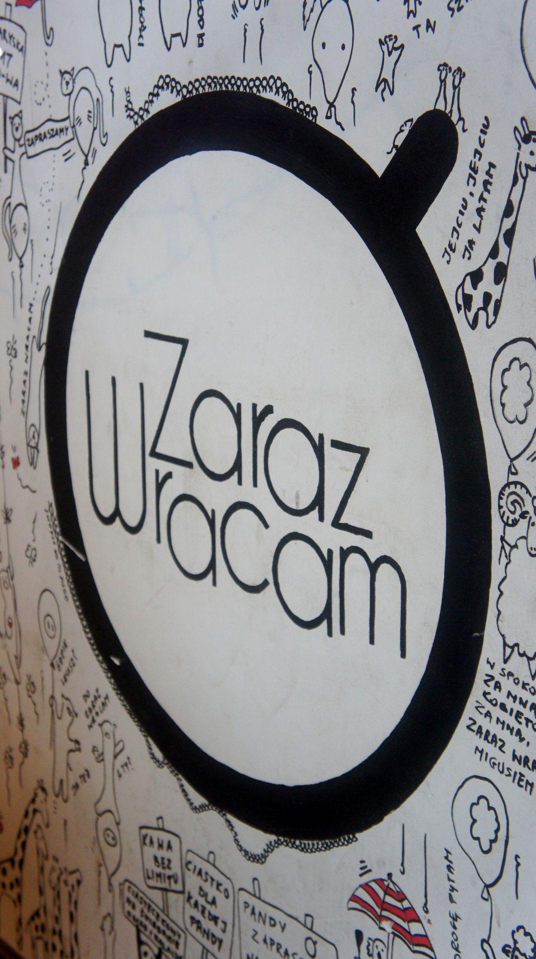 ZARAZ WRACAM, WARSZAWA