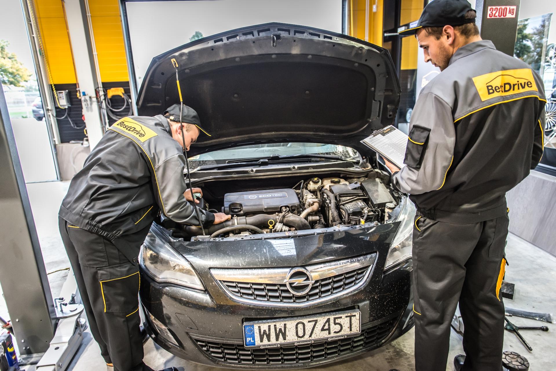 jak dbac o turbosprężarkę