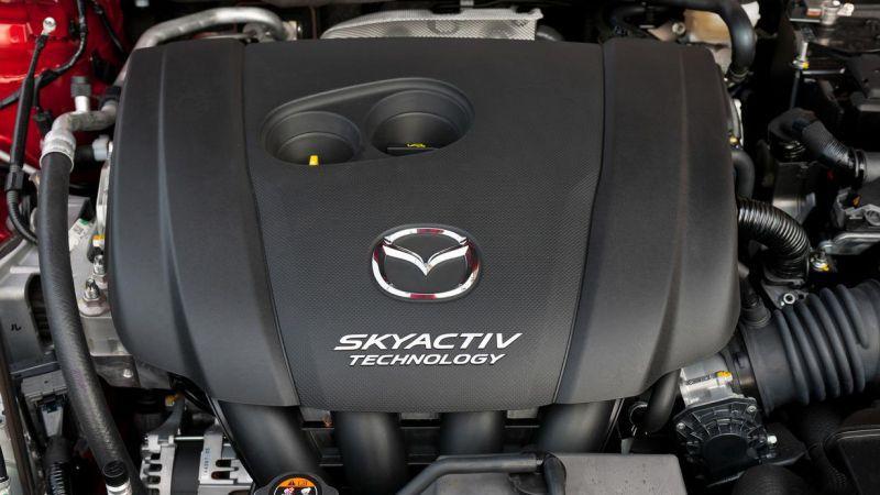 silników mazdy