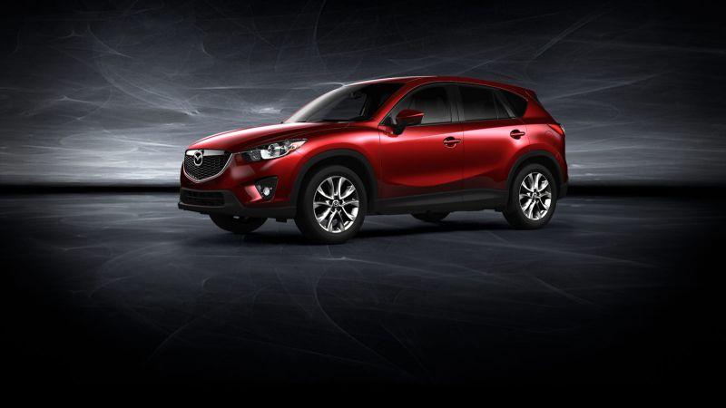 Mazda dla kobiety