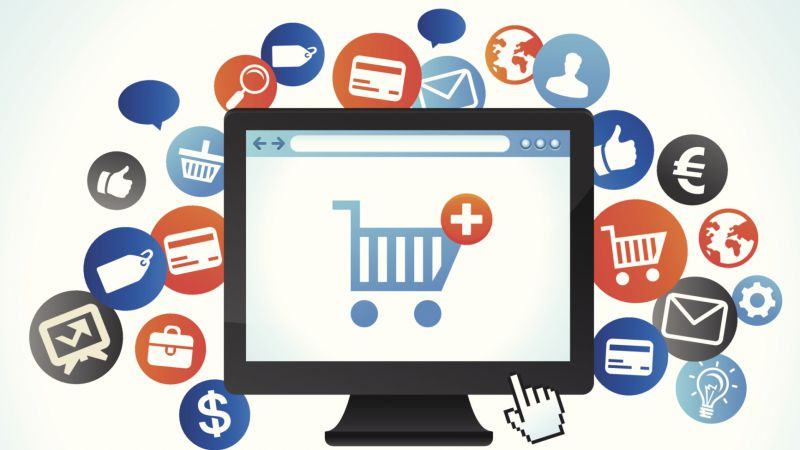 Technologie e-commerce