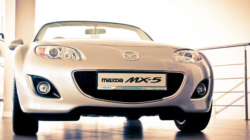 Historia Mazdy MX5
